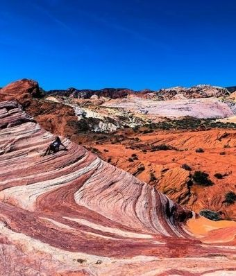Yoga Tours to the valley of fire
